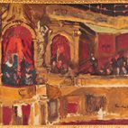 Music Hall: Sickert and the Three Graces hotels title=