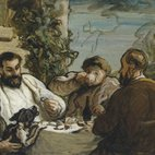 Daumier (1808-1879): Visions of Paris hotels title=