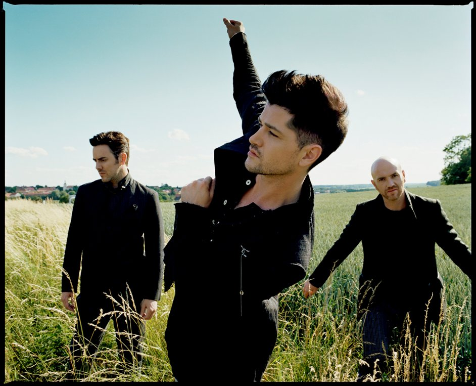 The Script - Image courtesy of SJM Concerts