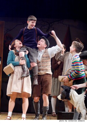 Goodnight Mister Tom - credit Catherine Ashmore
