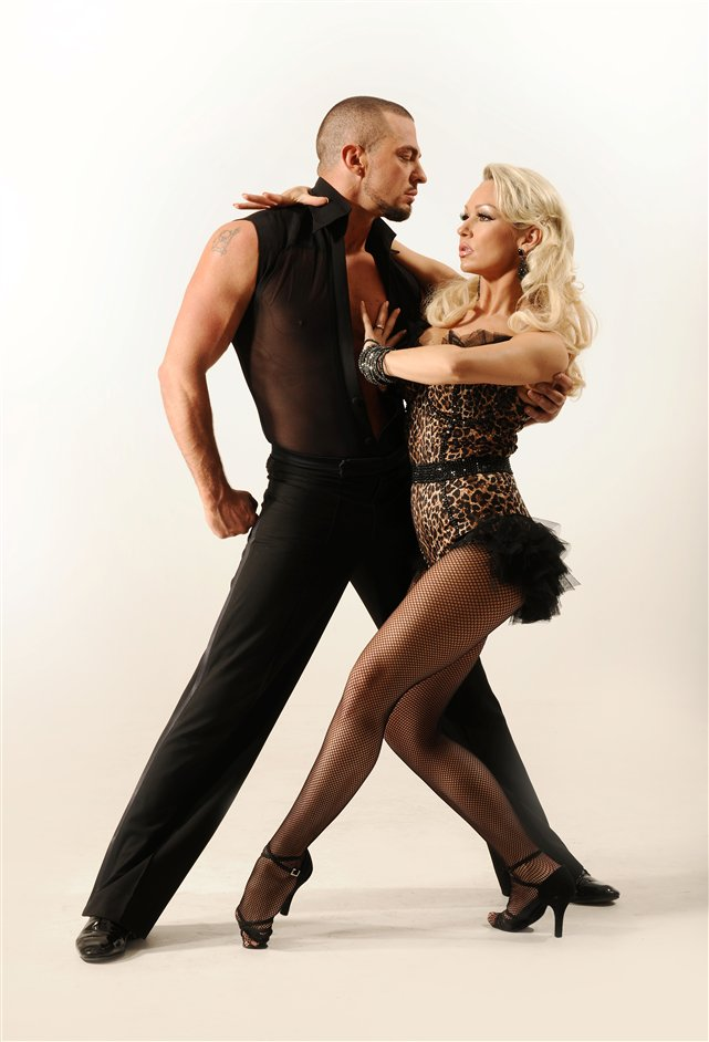 Robin Windsor And Kristina Rihanoff: Burn The Floor