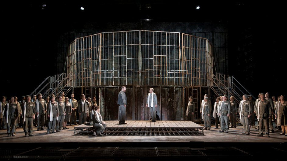 English National Opera: The Pilgrim's Progress - Lorenzo Belenguer