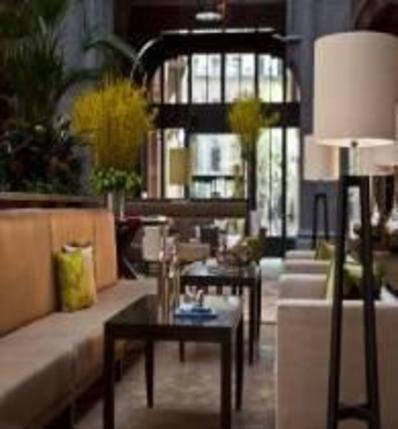 The Hansom Lounge - St. Pancras Renaissance Hotel