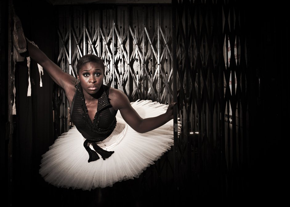 LIFT - Cynthia Erivo as 'Lap Dancer' Photo credit Darren Bell