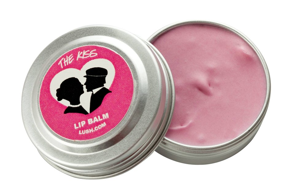 Lush - The Kiss lip gloss