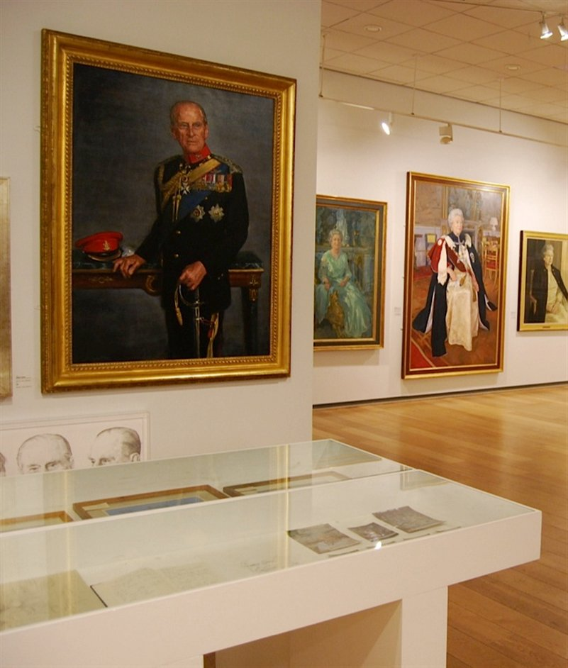 Royal Society of Portrait Painters Exhibition - Royal Society of Portrait Painters Exhibition, 2012
