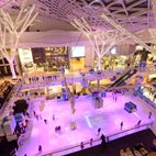 Christmas Lights at Westfield London