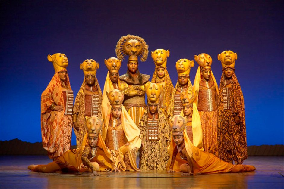 the lion king images covent garden london