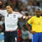 International Friendly: England v Brazil