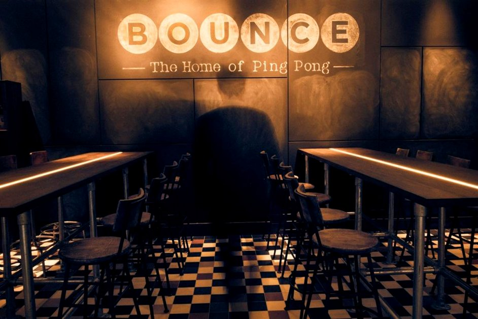 Bounce Farringdon