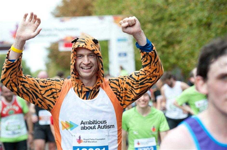 Royal Parks Foundation Half Marathon