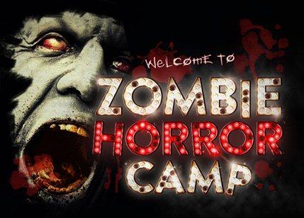 Zombie Horror Camp
