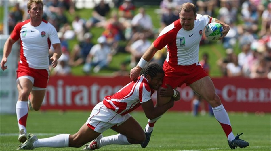 HSBC Sevens World Series: Marriott London Sevens 2013