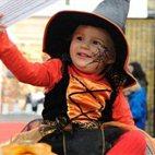 Halloween at Greenwich Market
