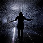 rAndom International: Rain Room hotels title=