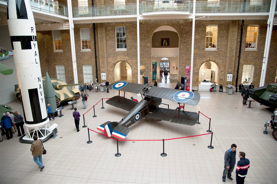 IWM London (Imperial War Museums) - Photo by permission of IWM (Imperial War Museums)