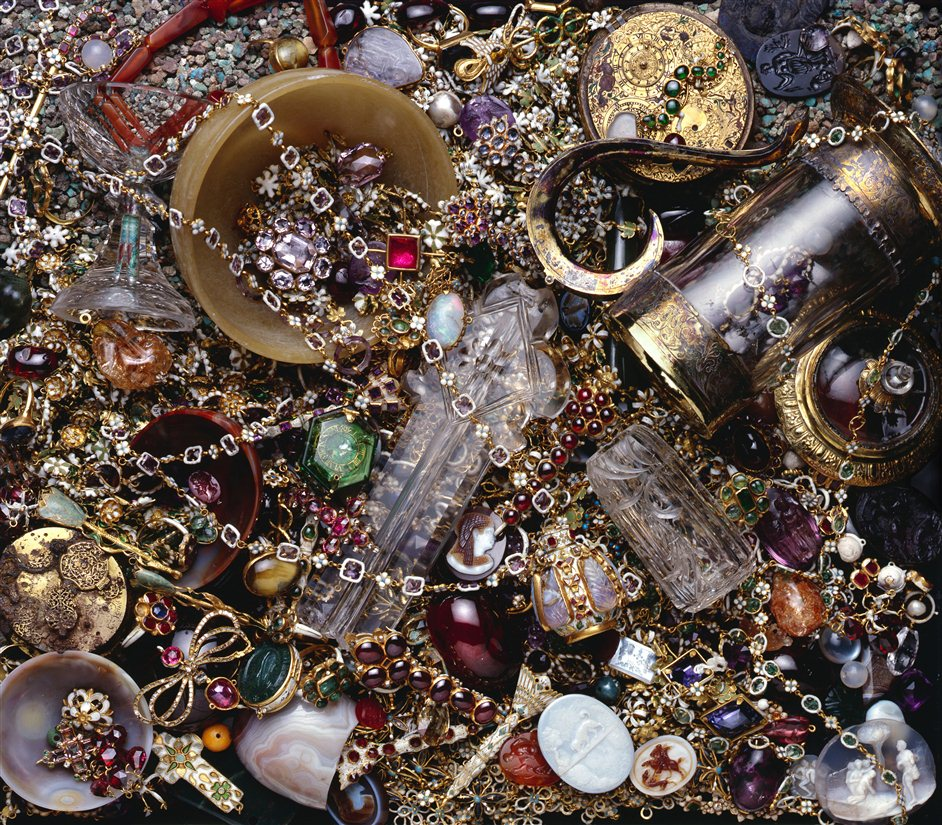 The Cheapside Hoard: London's Lost Jewels  - Courtesy of Museum of London