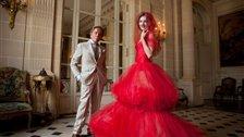 Valentino: Master of Couture - Valentino Garavani and Natalia Vodianova at Musée Nissim de Camodo in Paris, 2011 by Kevin Tachman