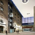 Central Saint Martins College of Art and Design hotels title=