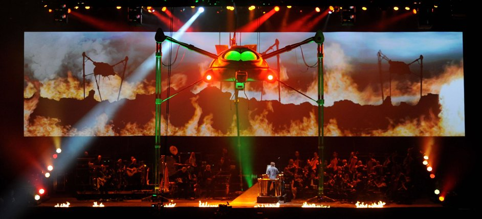 War Of The Worlds New Generation: Jeff Wayne's The War Of Worlds: The New Generation Images