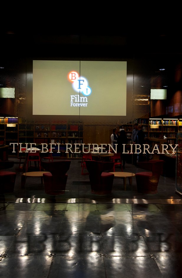 BFI Southbank (previously the National Film Theatre) - BFI Reuben Library