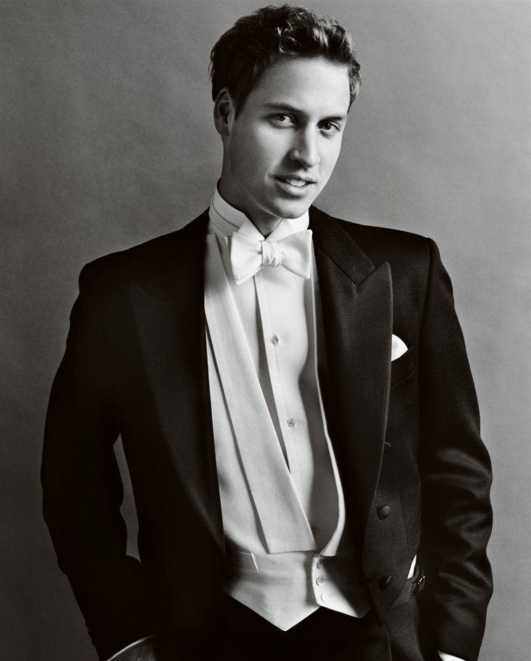 Mario Testino: British Royal Portraits - HRH Prince William. London 2003. By Mario Testino � AMAAZING LTD