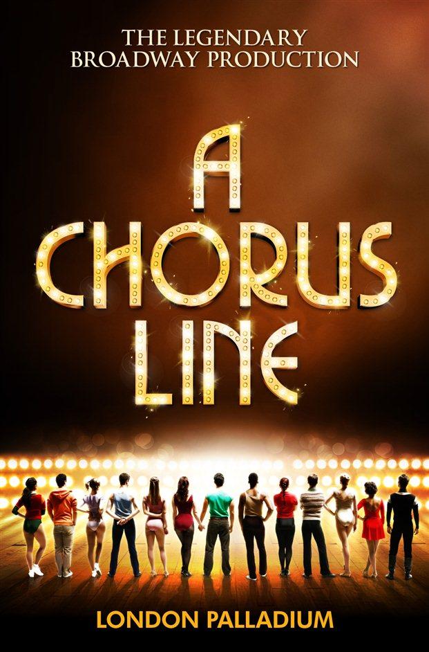 A Chorus Line At London Palladium Soho London London