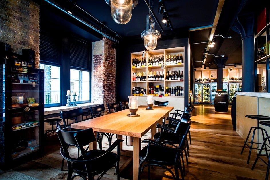 New Street - New Street Wine Shop
