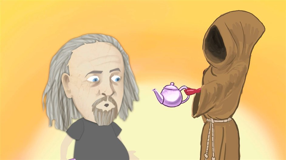 London International Animation Festival - The Bill Bailey Animation