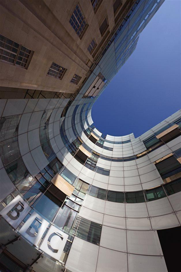Portland Place - BBC/Jeff Overs