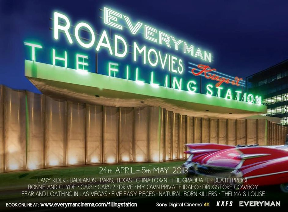 Everyman Road Movies at KXFS