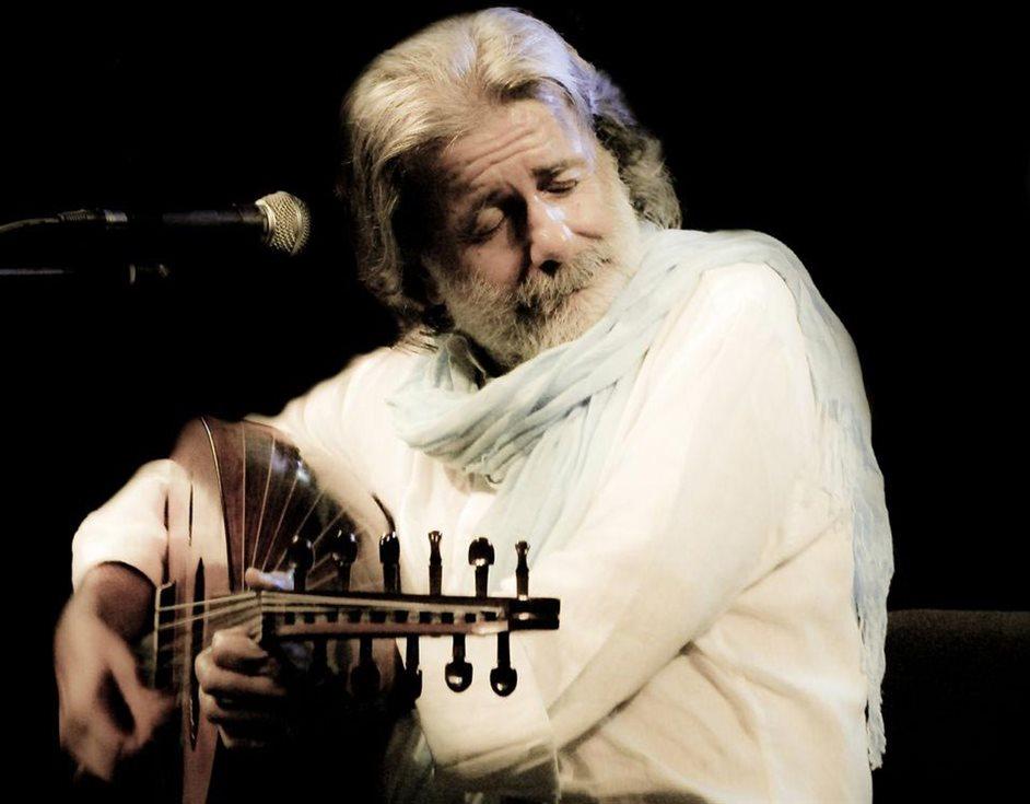 Shubbak Festival Concerts at Barbican Hall - Marcel Khalife © Muzaffar Salman