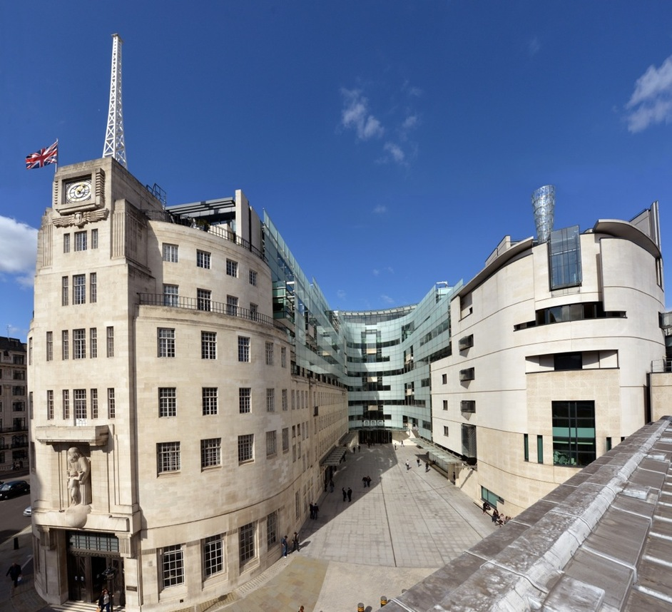 BBC Broadcasting House - © Jeff Overs