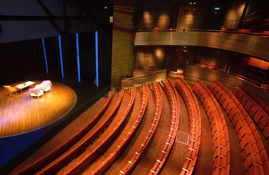 Hampstead Theatre - © Helen May Banks