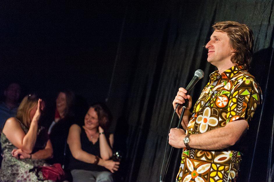 The Comedy Tree