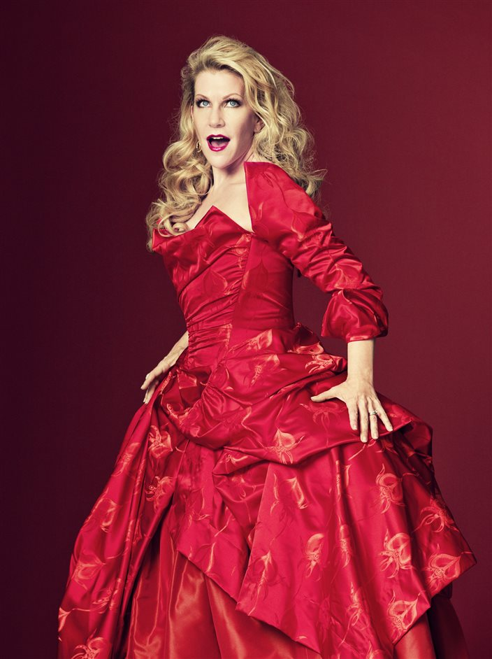 Royal Opera: Maria Stuarda - Mezzo-Soprano Joyce DiDonato. Photo by Josej Fischnaller
