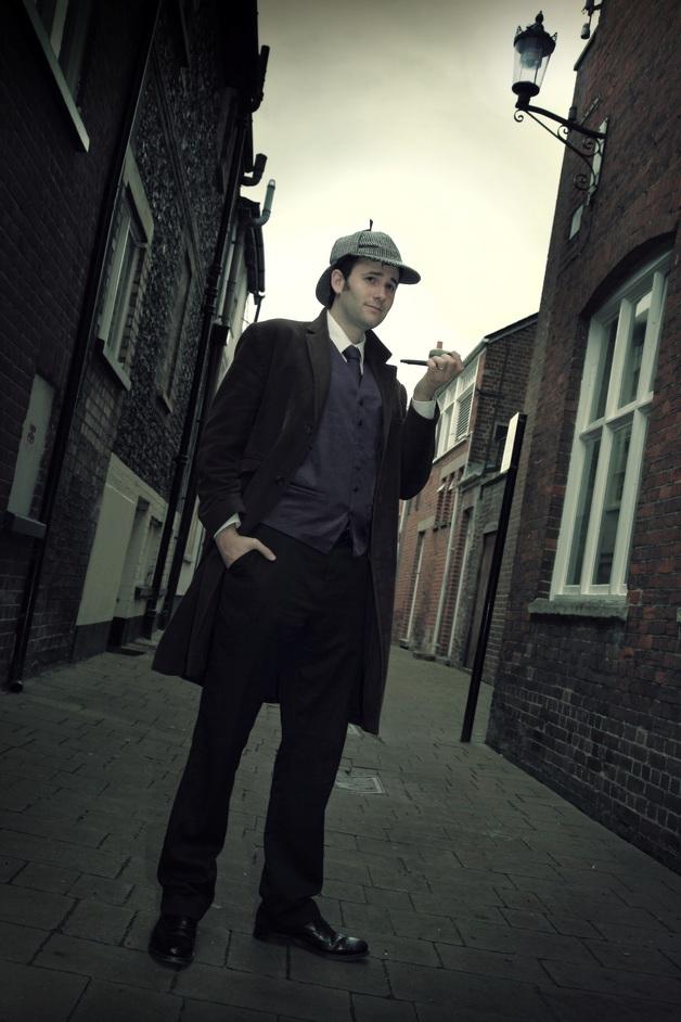 The Pantaloons perform Sherlock Holmes