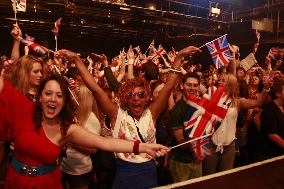 Club De Fromage - Best of British