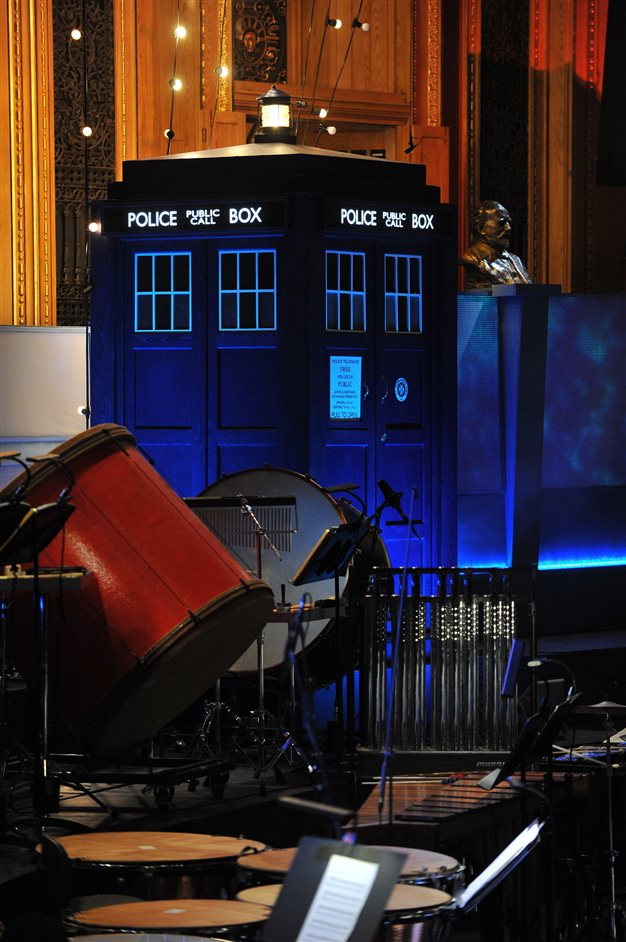 Prom 2 & 3: Doctor Who Prom