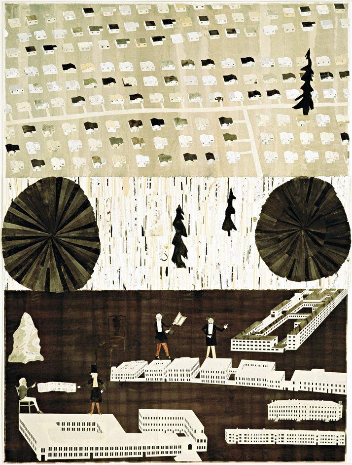 Jockum Nordstrom - Loppspel/Tiddlywinks, 2004, Jockum Nordstrum. Copyright the artist