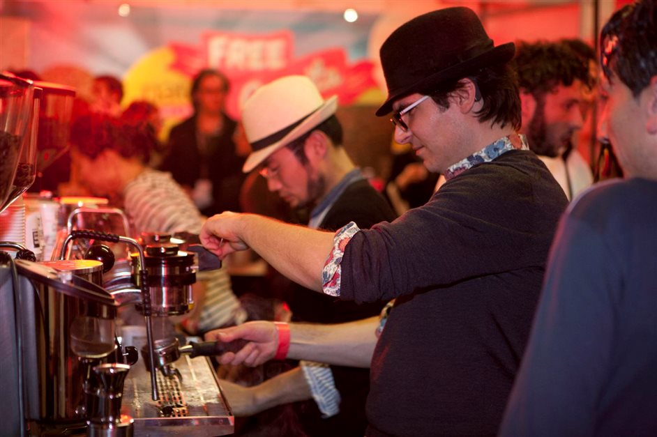 London Coffee Festival - © Joan Torrelles: The London Coffee Festival