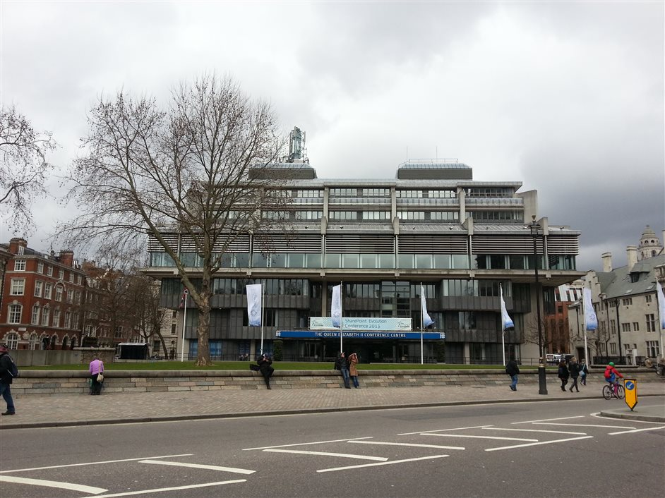 The Queen Elizabeth II Conference Centre