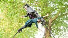 Liberty Festival - Graeae, The Limbless Knight by Patrick Baldwin
