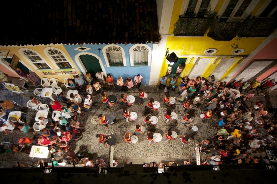 Pelourinho Weekend - photo by Yemisi Blake