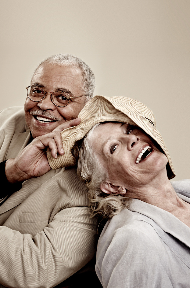 Much Ado About Nothing - Vanessa Redgrave and James Earl Jones