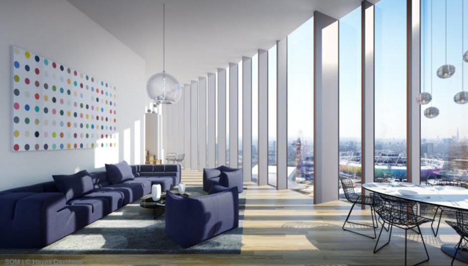 Manhattan loft gardens design hotel images for Designhotel london