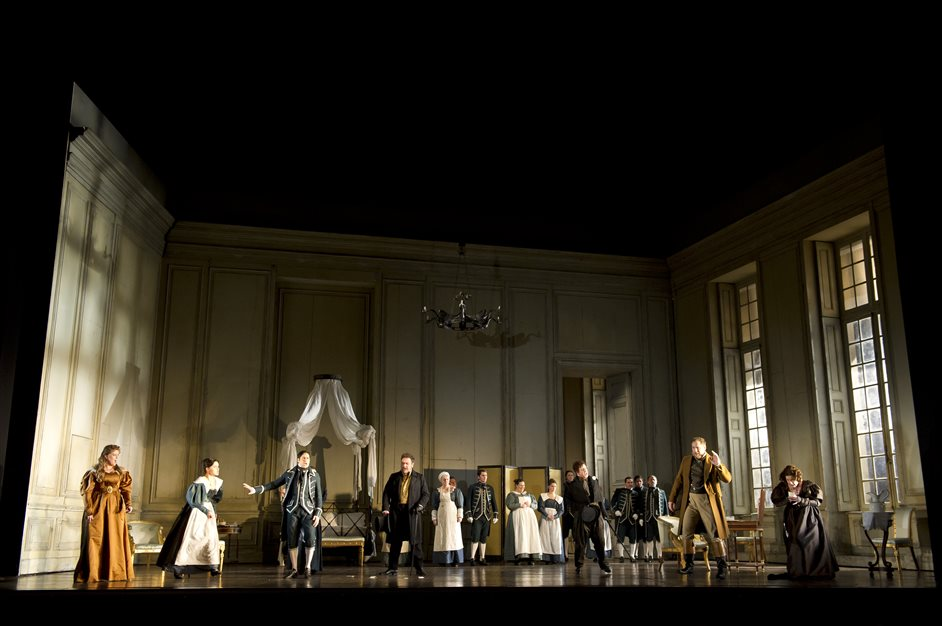Royal Opera: Le Nozze Di Figaro - Production image © Bill Cooper