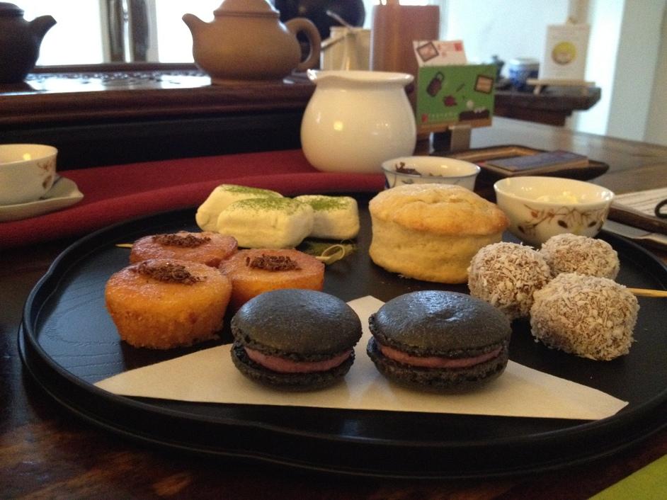 Teanamu Chaya Teahouse - Afternoon Tea