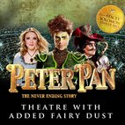Peter Pan: The Never Ending Story World Arena Tour