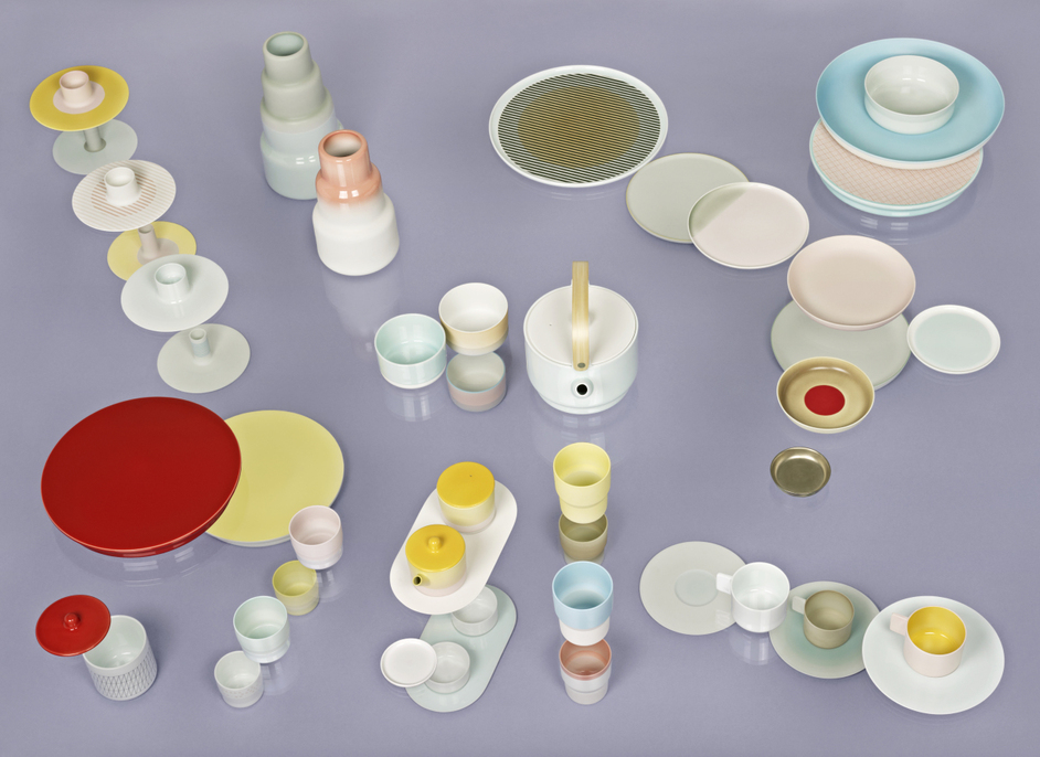 The Dinner Party / True-to-Life Design by Scholten & Baijings